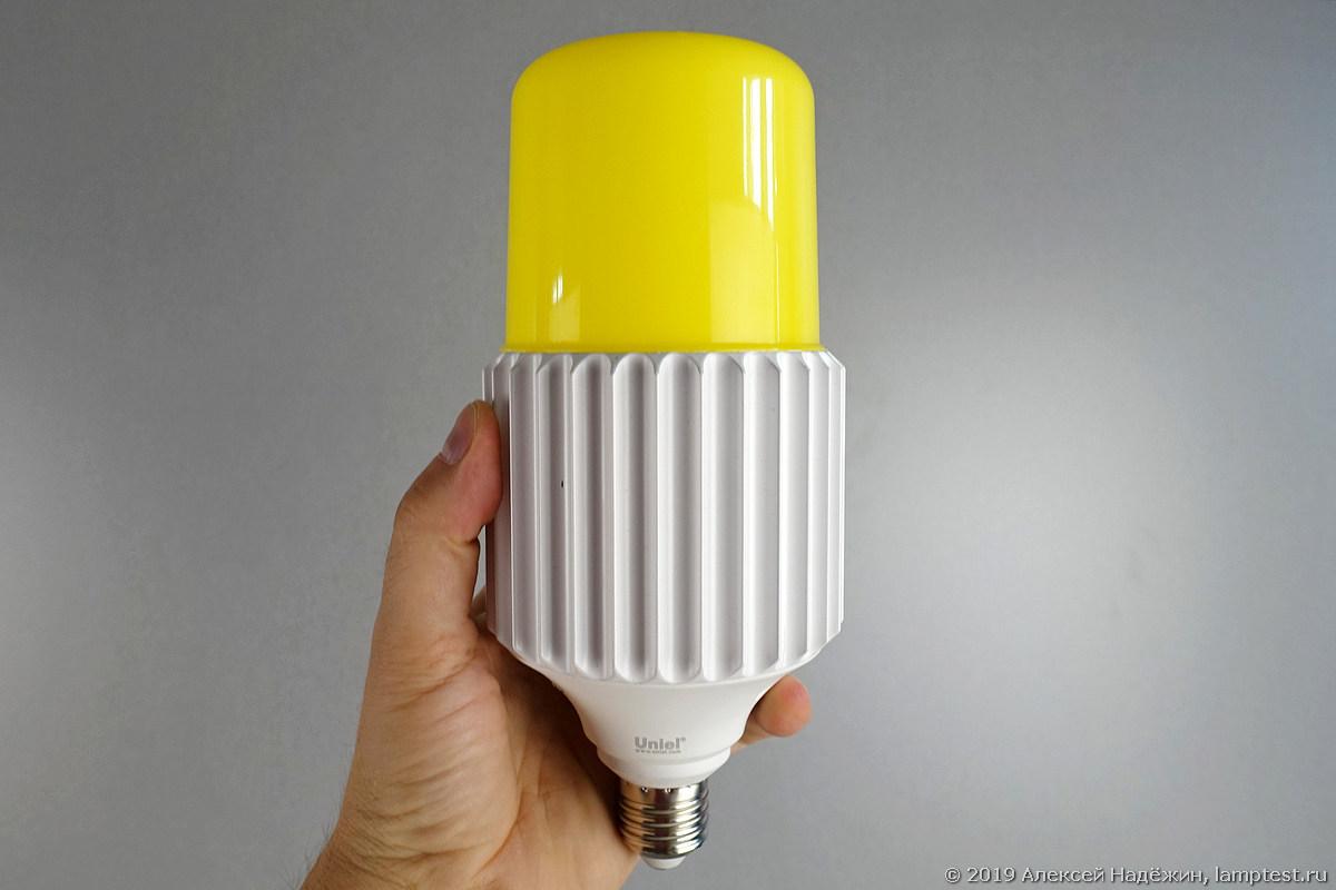 Мощные светодиодные лампы нового поколения