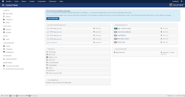 В Joomla исправили баг, который ставил под угрозу безопасность миллионов сайтов