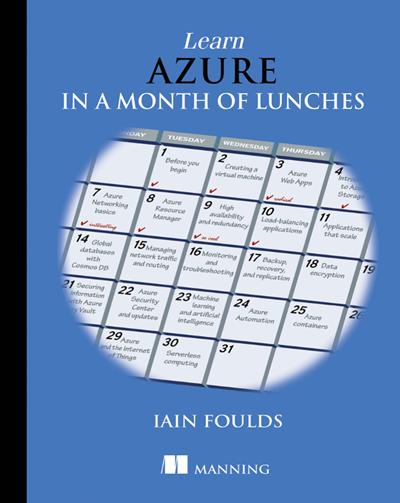 [Перевод] Изучаем Azure за месяц — наша новая бесплатная электронная книга