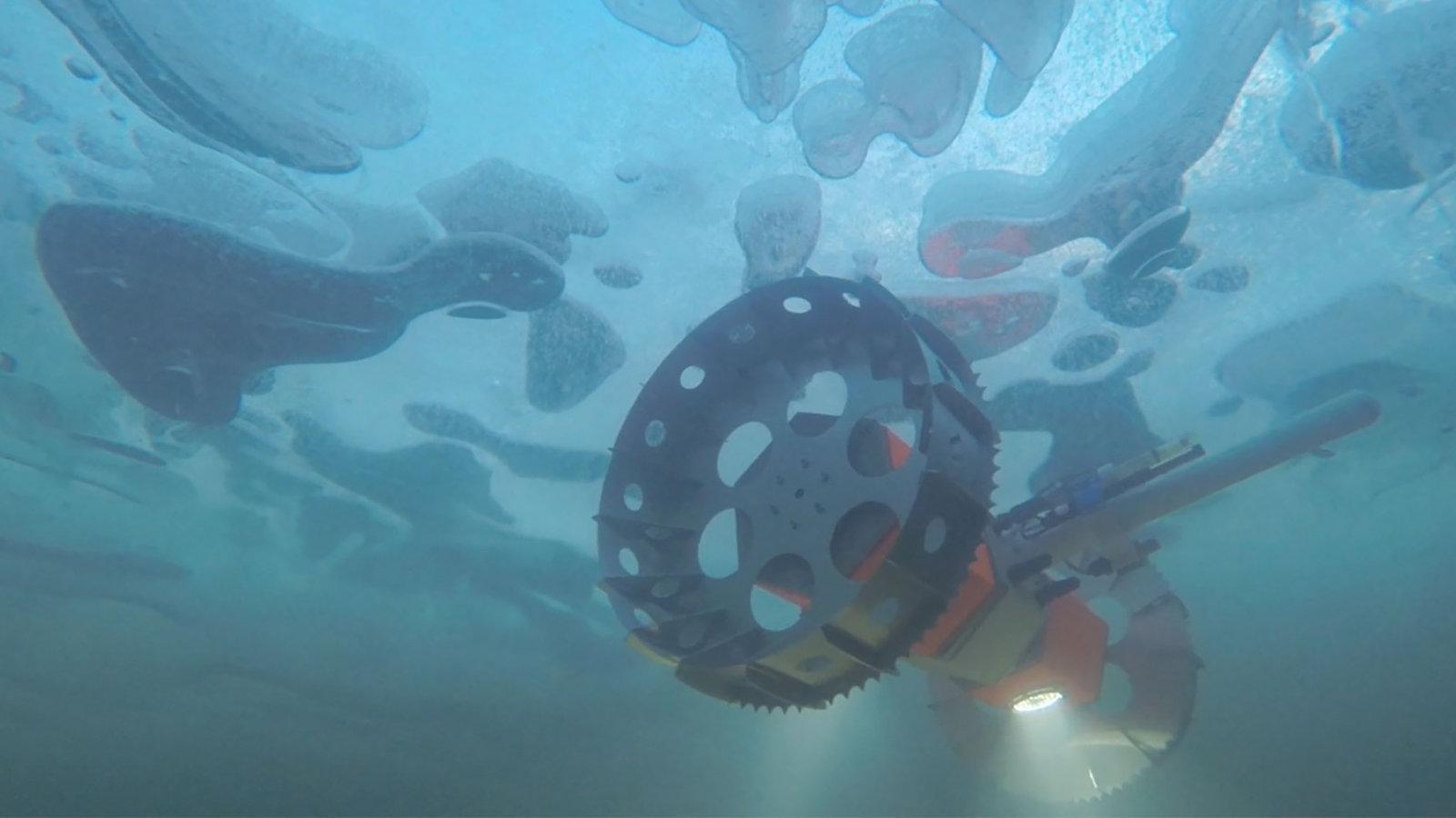 [Перевод] Путь робота к ледяному спутнику другой планеты начинается в глубинах Антарктики