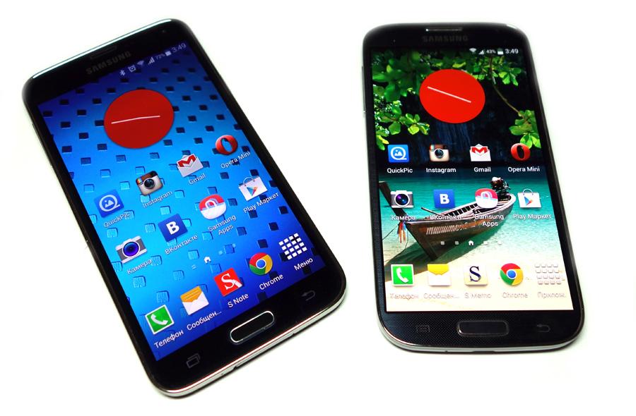 [recovery mode] Samsung Galaxy S5: флагман, созданный в спешке
