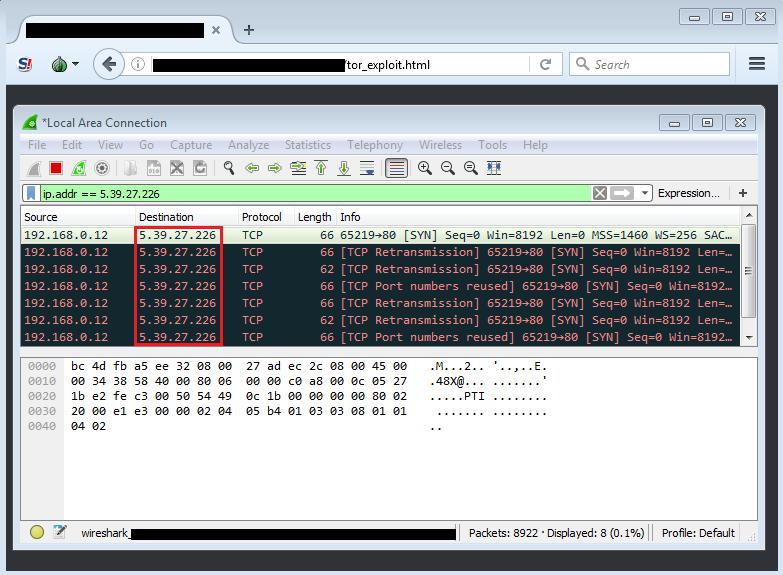 Mozilla и Tor закрыли критическую уязвимость, которая активно использовалась для деанонимизации пользователей Tor