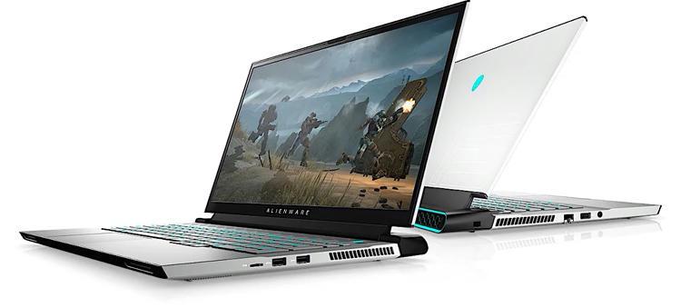 Новые игровые ноутбуки от Alienware получат механическую клавиатуру Cherry MX Ultra Low Profile