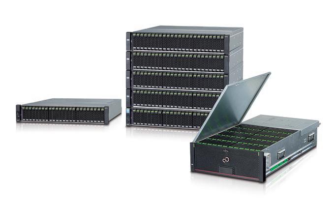 Бизнес-ориентированные системы хранения ETERNUS DX S3