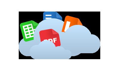 Храните данные в облаке