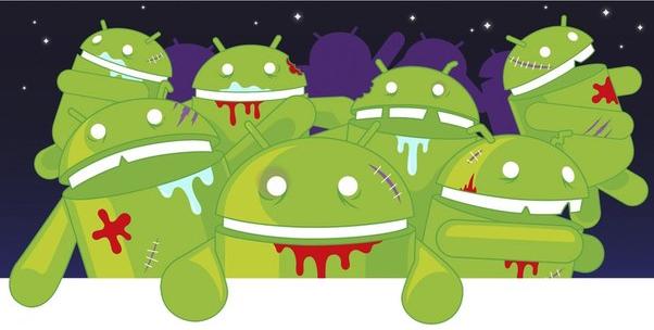Порталы нежити в Android