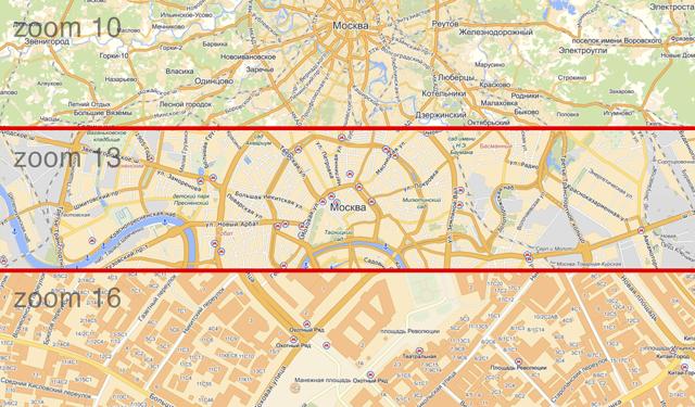 компас на карте яндекс - фото 4