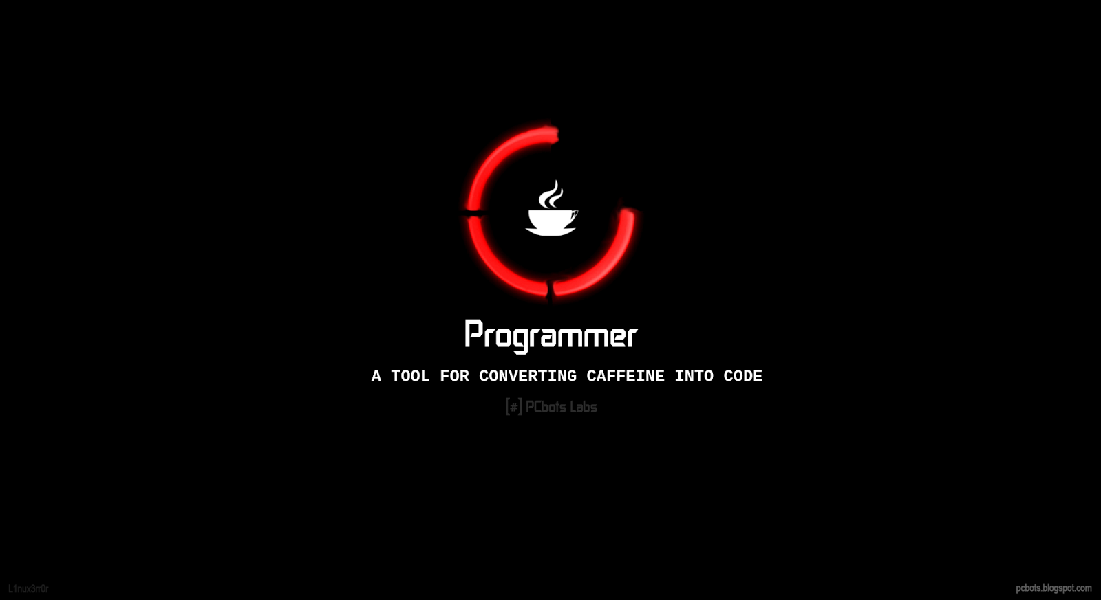 Programmer HD Wallpaper by PCbots