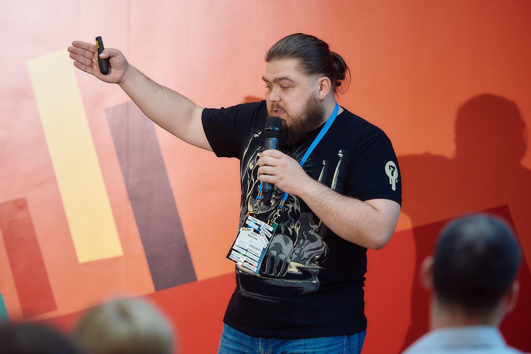 Артём Каличкин (ЦФТ)