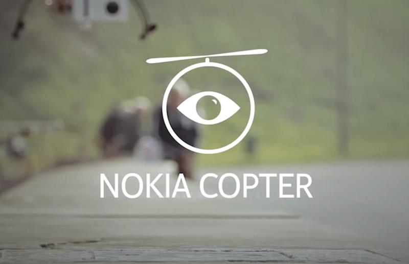 Запускаем Nokia Lumia 1020 в воздух