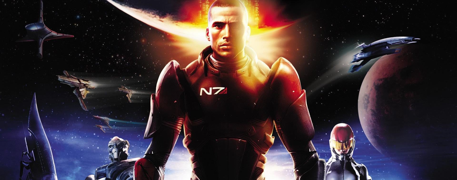 Перевод Исправляем графический баг Mass Effect, возникающий на современных процессорах AMD