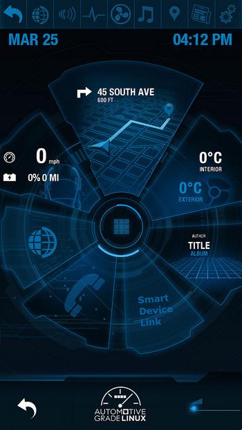 Linux Foundation представила первый релиз ОС для автомобиля