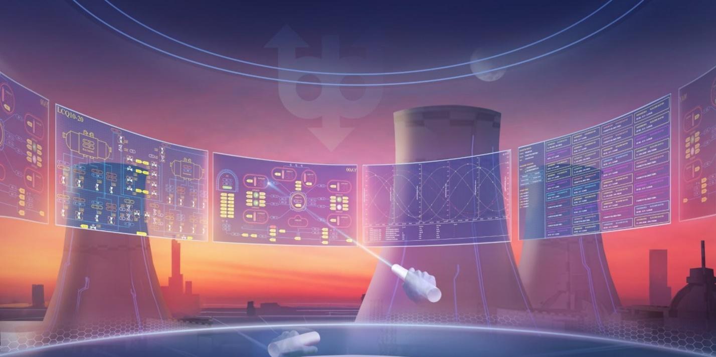 Высоконагруженная распределенная система управления современной АЭС