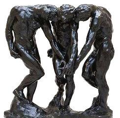 Выключенные клоны Родена