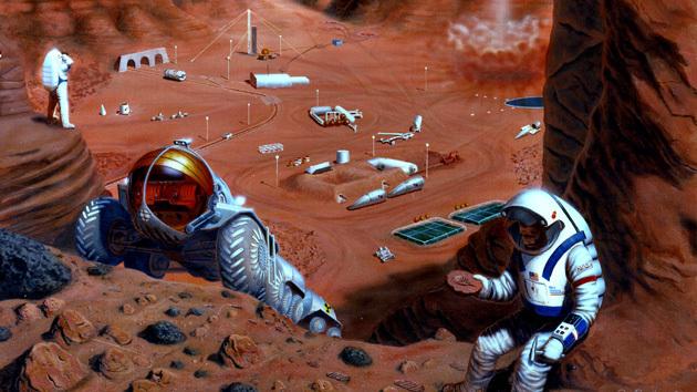 Исследование: НАСА пока не может позволить себе поездку на Марс, но заслужи ...