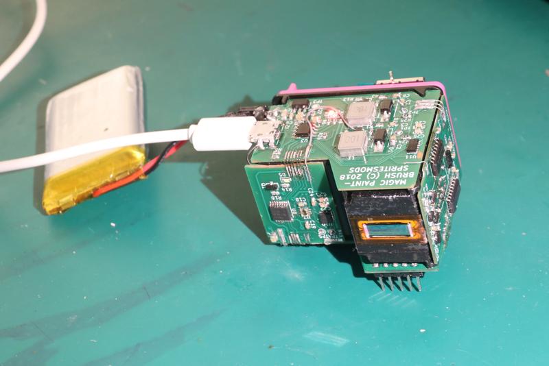 [Перевод] Взлом цветного картриджа HP: превращаем его в ручной принтер