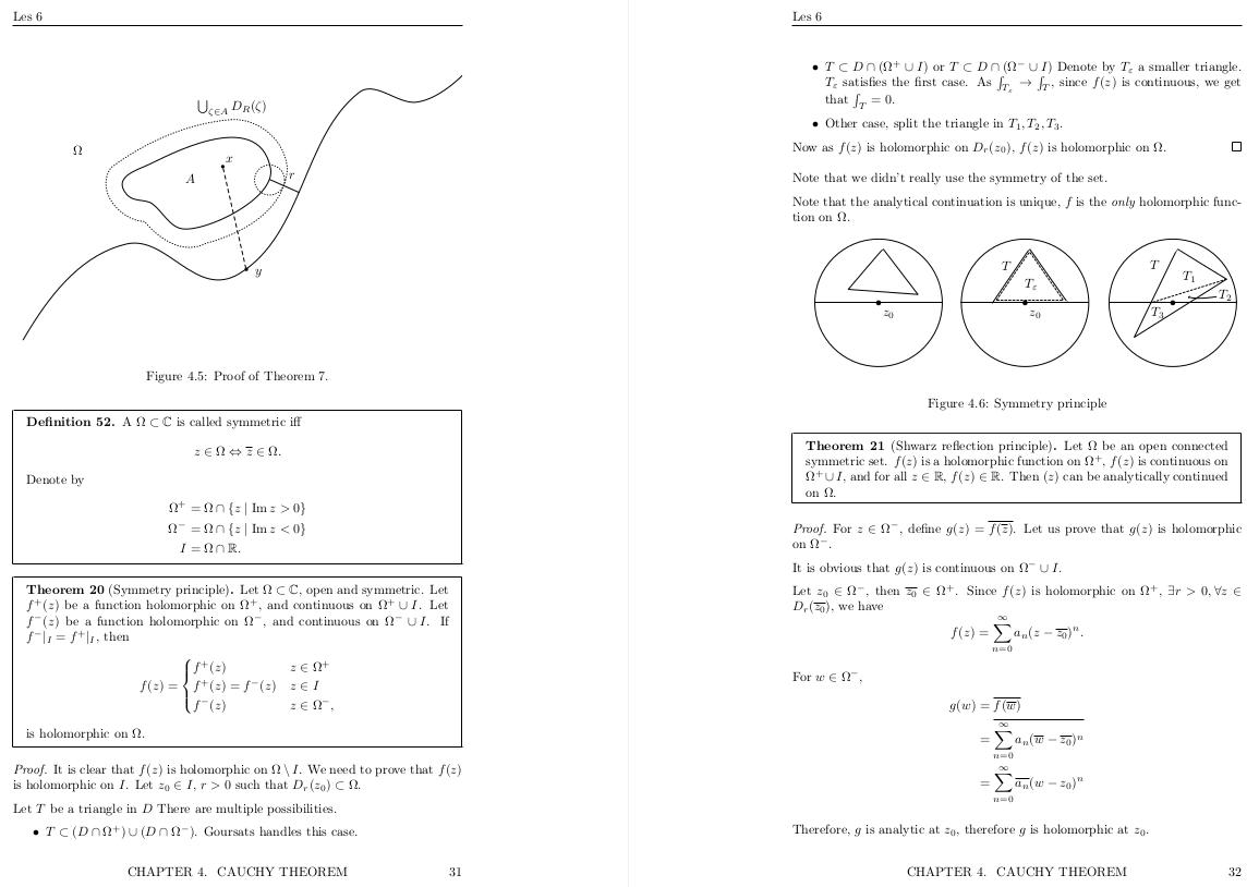 How I write math notes on LaTeX in Vim