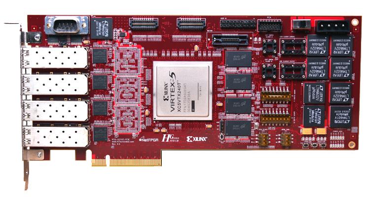 Ethernet + PCIe + FPGA = LOVE