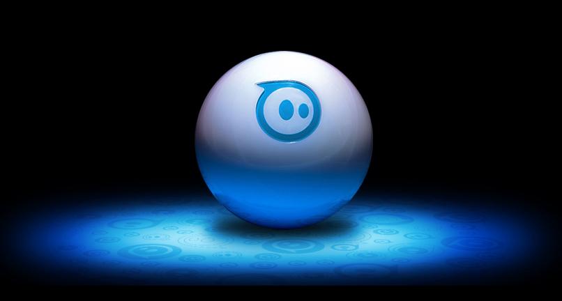 Использование платы Intel Edison для изменения цвета шара Orbotix Sphero пр ...