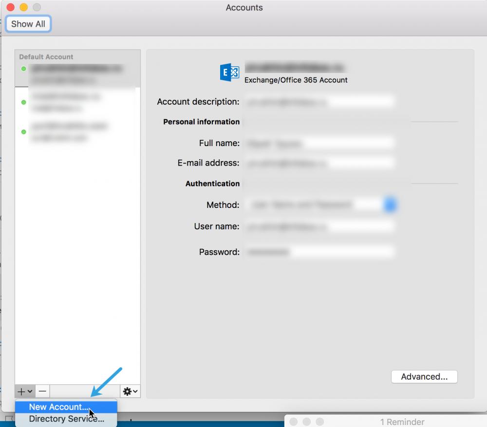 инструкция по настройке электронной почты