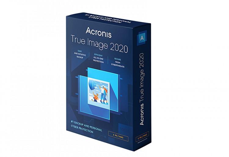 Acronis True Image 2020: Новые схемы реплицирования и улучшенная защита
