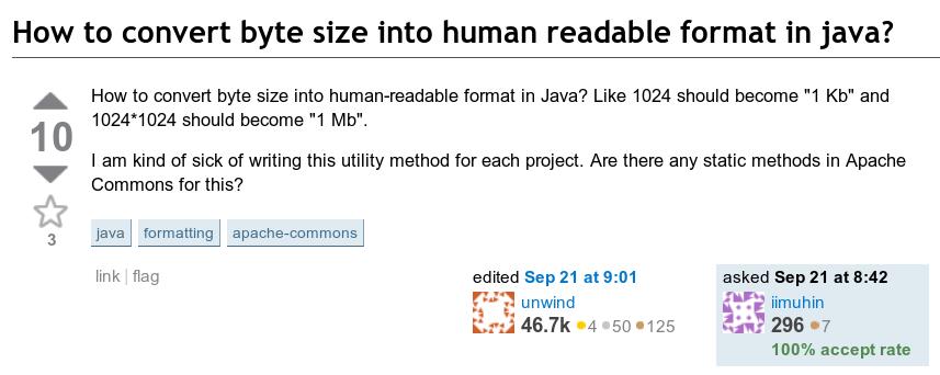 [Перевод] В самом популярном фрагменте кода за всю историю StackOverflow ошибка!