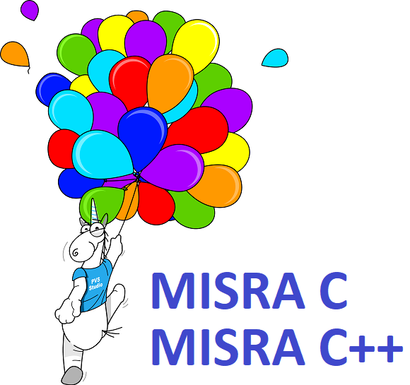 PVS-Studio: support for MISRA C and MISRA C ++ coding standards