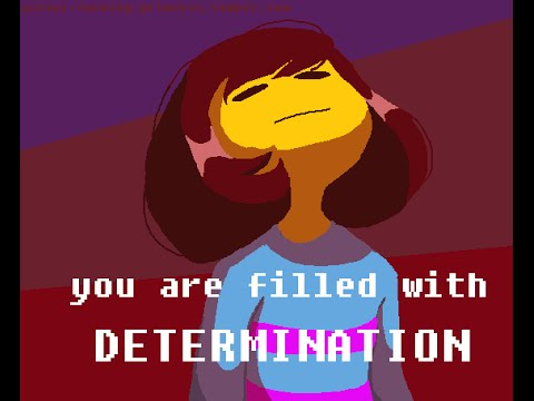 It fills you with determination