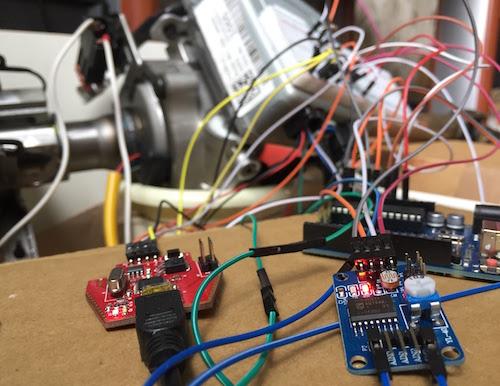 Электроника в сборе