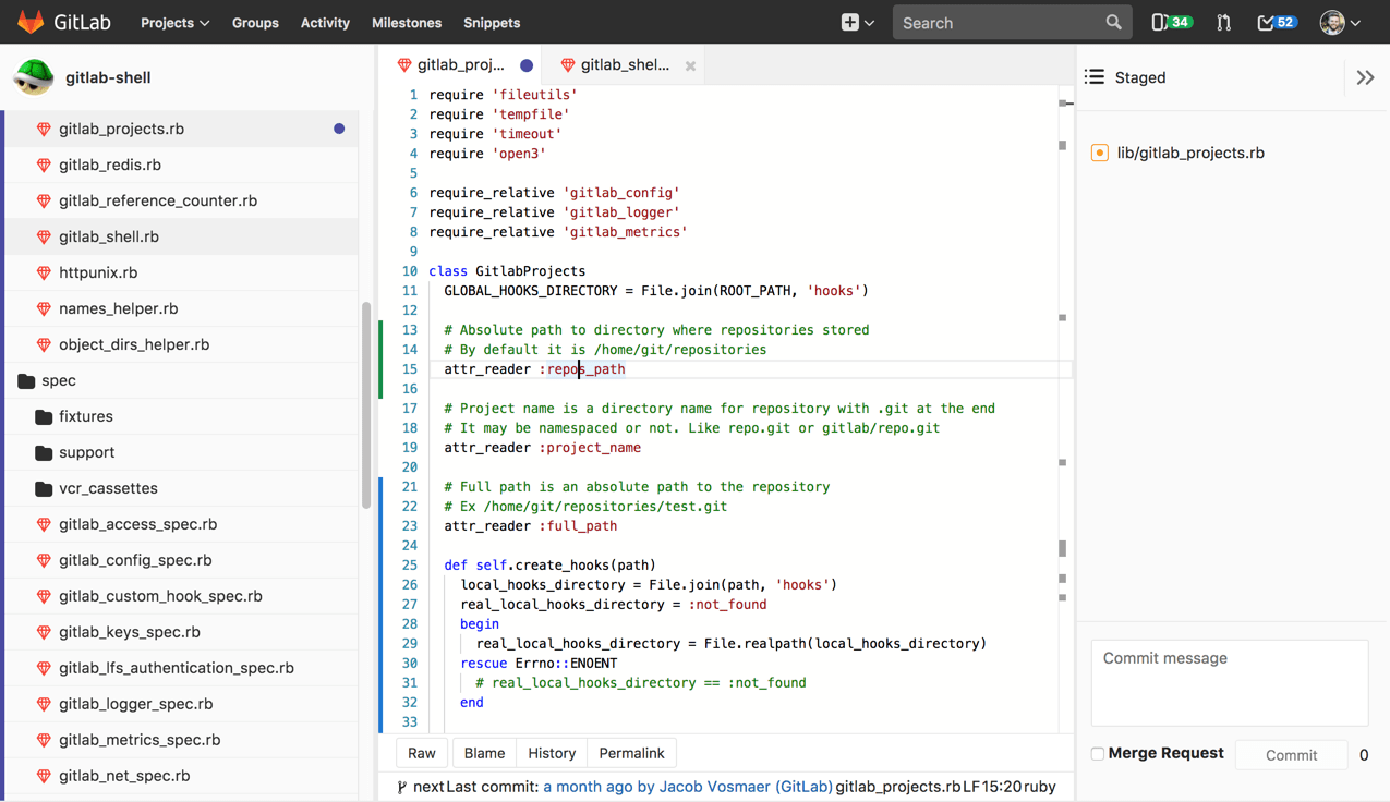 Иллюстрация к Web IDE Editor (Beta)