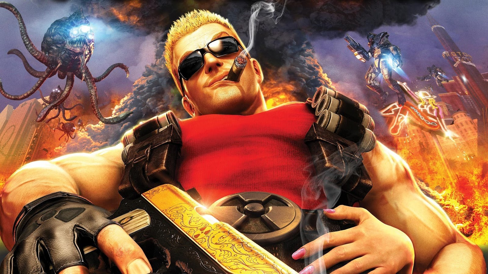 You are supposed to be here! 22 года релизу легендарной игры Duke Nukem 3D