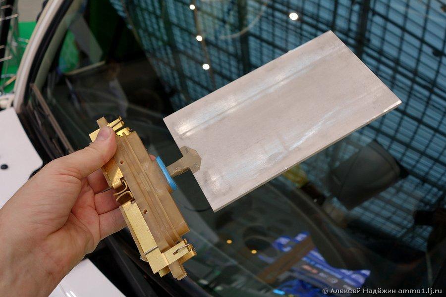 Алюминиевая пластина своими руками