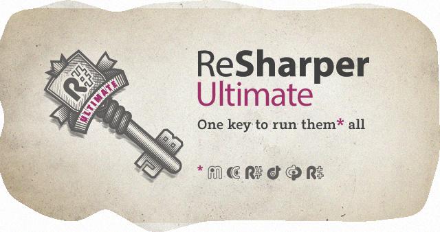 Доступно свежее обновление ReSharper Ultimate