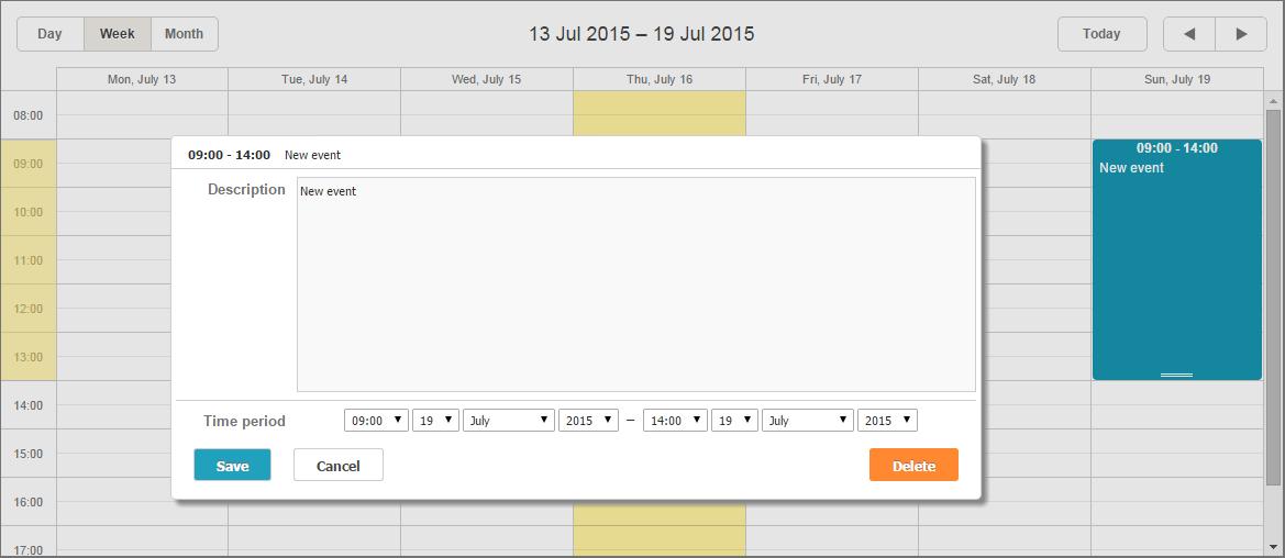 Сравнение .NET календарей. Опыт первого знакомства