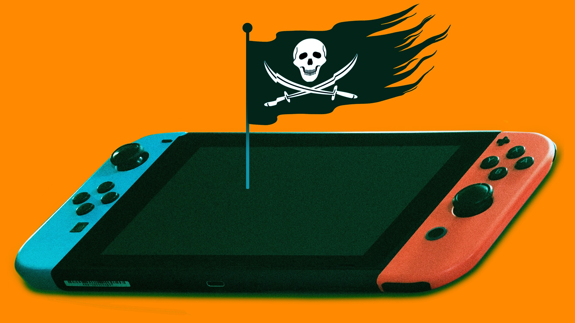 Подробности беспорядочной и тёмной стороны пиратских игр для Nintendo Switch