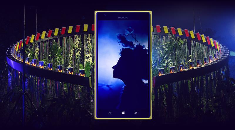 Lumia в летнюю ночь: как создавалась фотоинсталляция на фестивале MSND