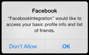 Интеграция Facebook SDK (iOS) в мобильные free-to-play игры