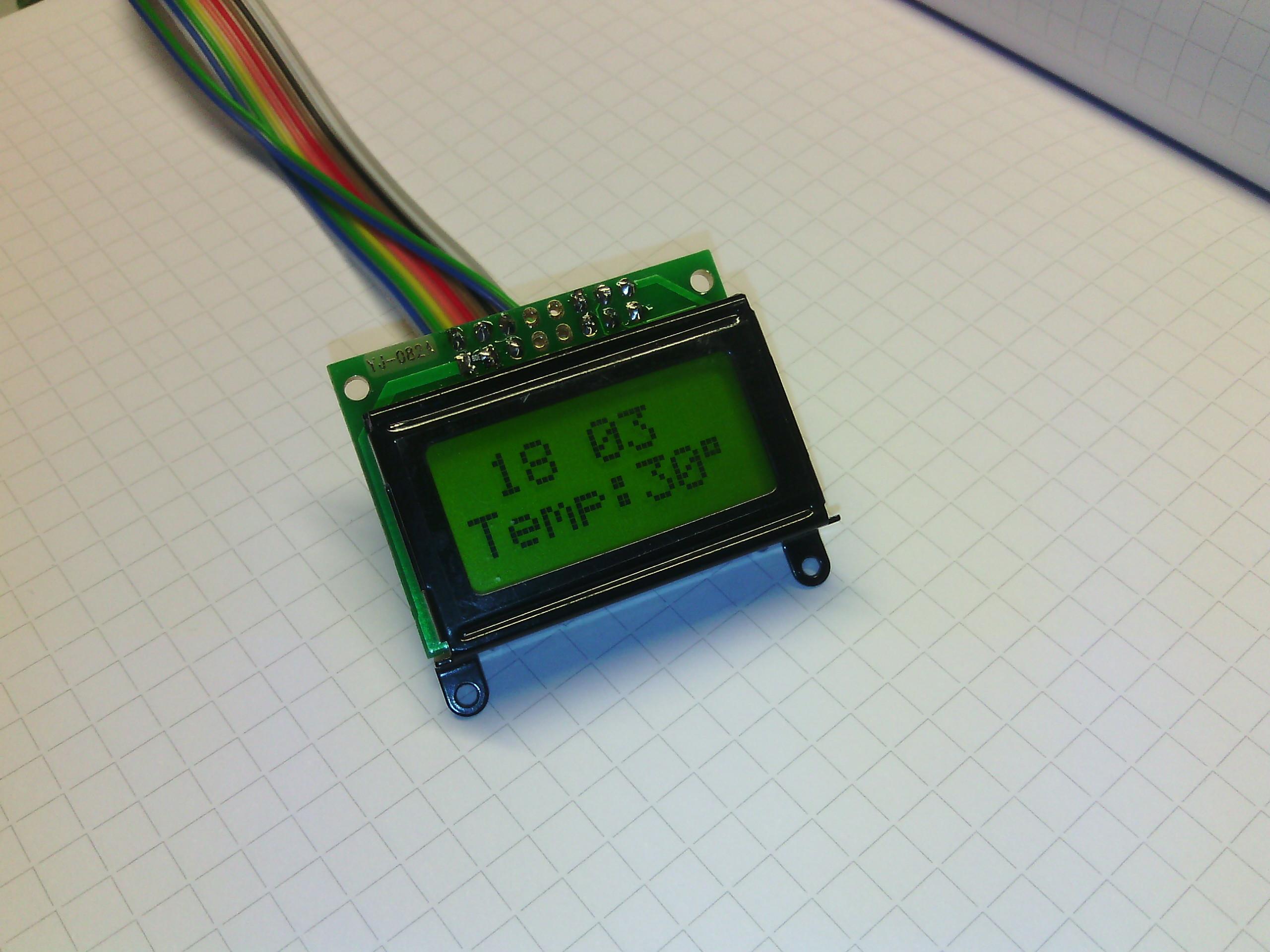 Контроллер кондиционера (вентилятора)