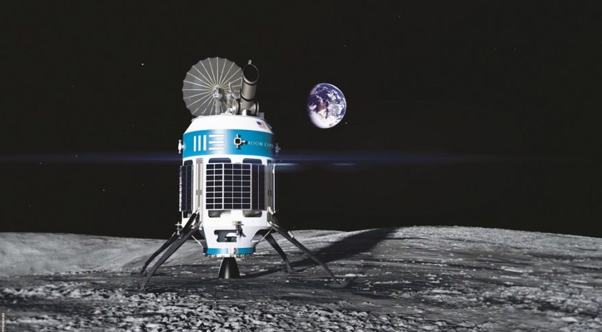 NASA signs development lunar module development contracts with private companies