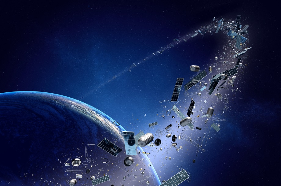 The US plans to seriously tackle the problem of space debris