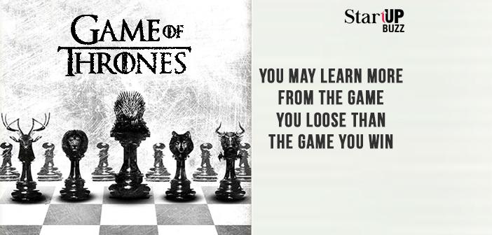 Воспользуйтесь уроками «Игры престолов» при выработке стратегии для своего стартапа