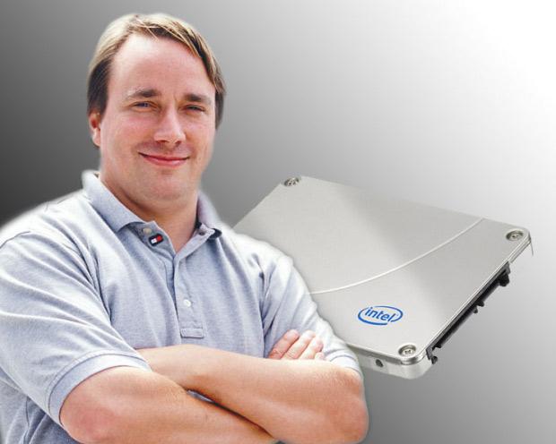 У Линуса Торвальдса сломался SSD, работа над ядром приостановлена