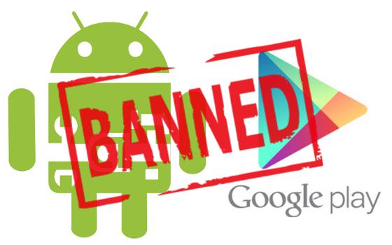 За что блокируют российских разработчиков Google Play