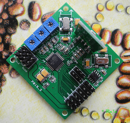 HobbyKing Multi-Rotor Control