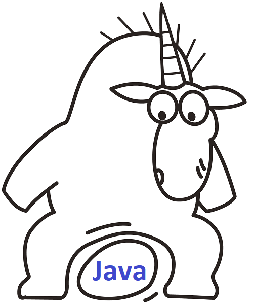 Картинка для отвлечения внимания, Java