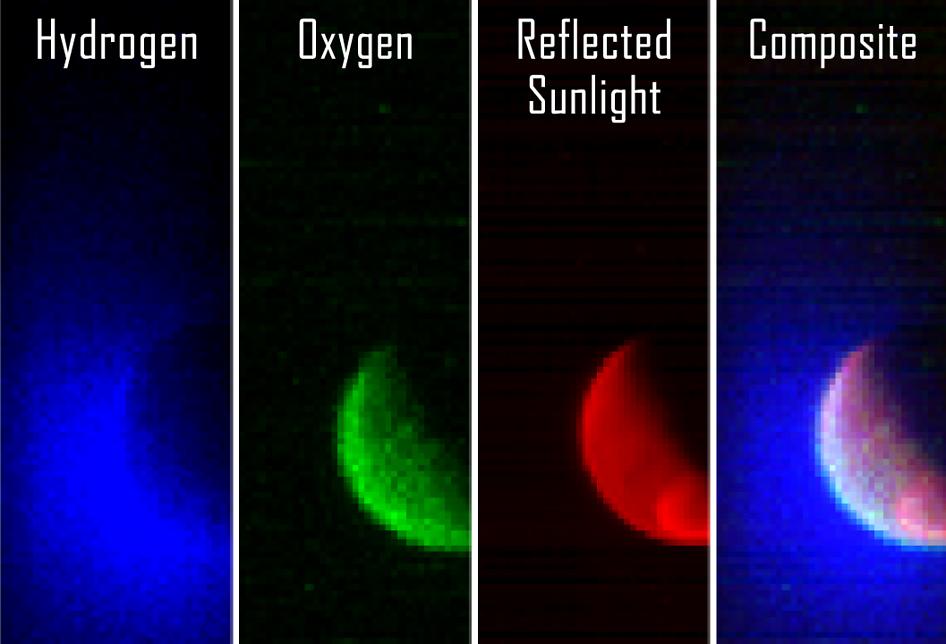 Марсианские орбитальные спутники MAVEN и Mangalyaan передали первые фотогра ...