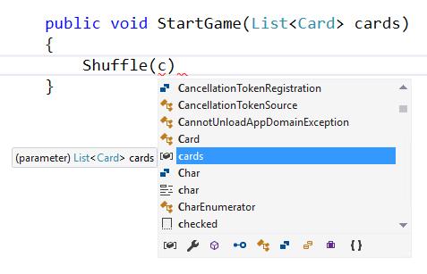 "Visual Studio ""15"" Preview 5"
