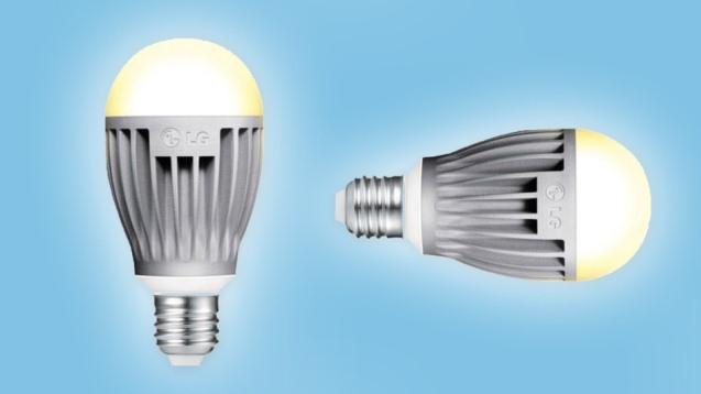 Smart Bulb от LG