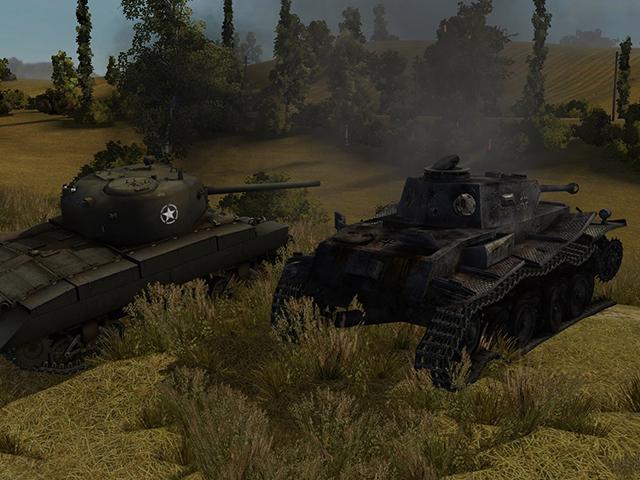 GUI в игре World of Tanks. Часть вторая: обзор структуры GUI и планы на будущее