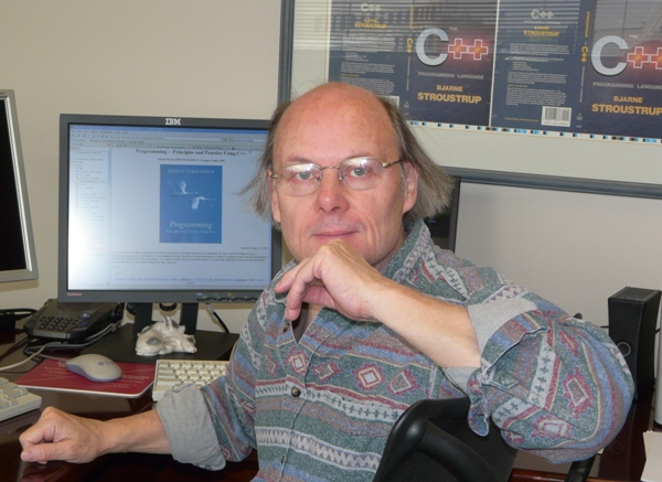 Персона: создатель С++ Бьёрн Страуструп, который «никогда не любил» языки программирования